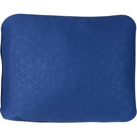 Sea to Summit FoamCore Pillow Regular, navy blue